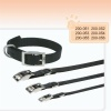 Pets Accessories:Collar with metal fittings