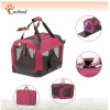 Soft nylon carrier, foldable
